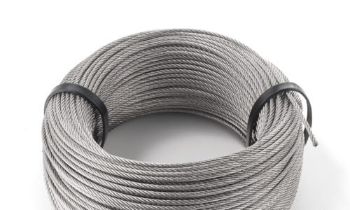 Stainless steel strand