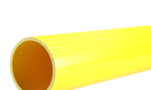 P-TREX ROUND TUBE GROOVED