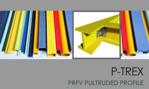 P-TREX Pultruded Profiles