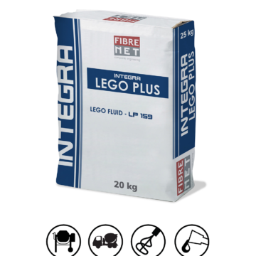 INTEGRA LEGO PLUS – LP 159