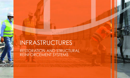 INFRASTRUCTURES – RESTORATION AND STRUCTURAL REINFORCEMENT SYSTEMS